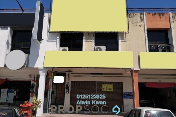 Shop For Sale in Sri Klebang, Bandar Baru Sri Klebang Freehold Unfurnished 0R/4B 550k