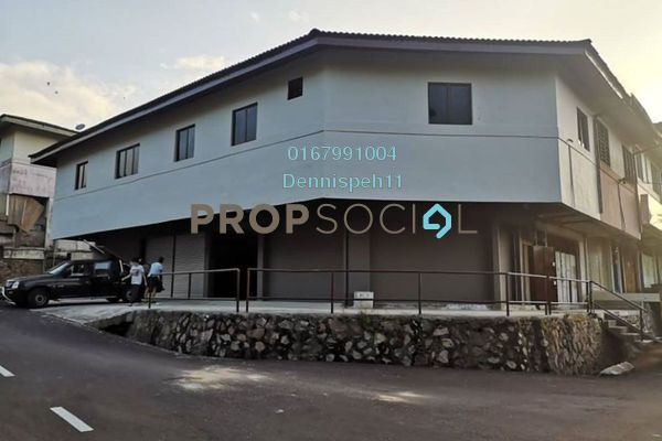 Shop For Rent in Taman Bukit Tiram, Ulu Tiram Freehold Semi Furnished 0R/0B 2.8k