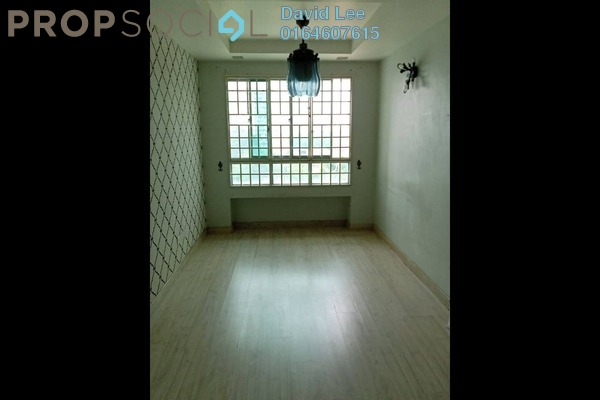 Apartment For Sale in Harmony View, Jelutong Freehold Semi Furnished 3R/1B 350k