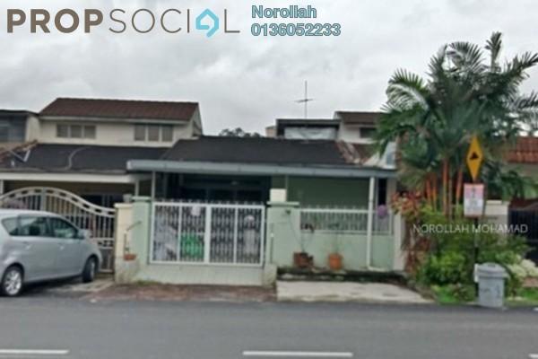 Terrace For Sale in Taman Desa Jaya, Kepong Leasehold Unfurnished 3R/2B 430k
