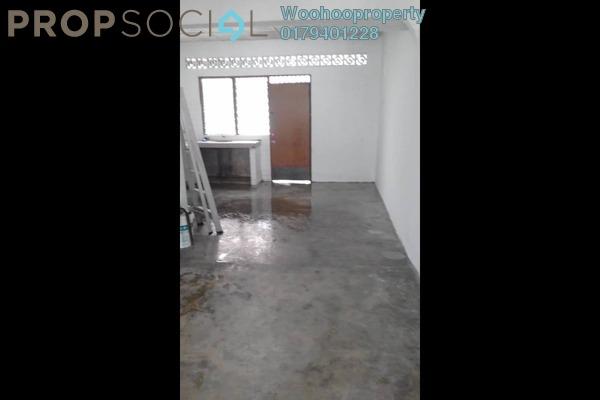 Terrace For Sale in Taman Castlefield, Sungai Besi Freehold Unfurnished 2R/1B 320k