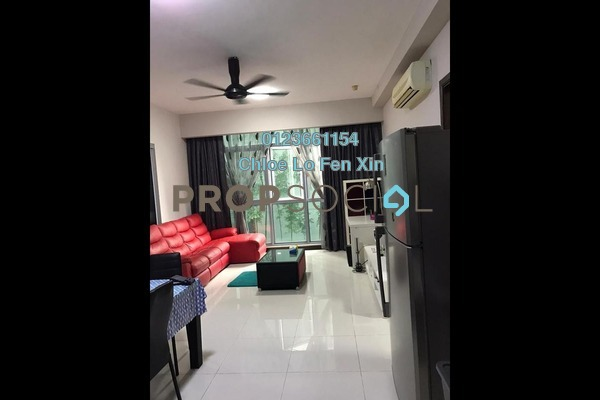Condominium For Rent in Hampshire Residences, KLCC Freehold Fully Furnished 2R/2B 4k