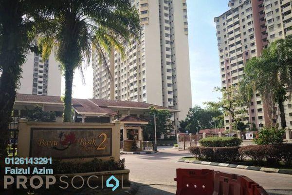 Condominium For Sale in Bayu Tasik 2, Bandar Sri Permaisuri Freehold Unfurnished 3R/2B 395k
