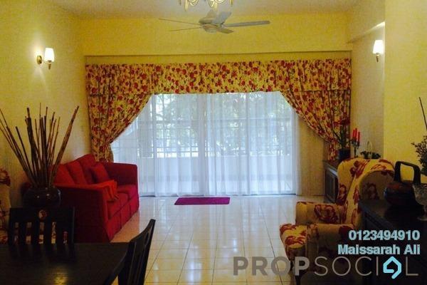 Condominium For Rent in Seri Maya, Setiawangsa Freehold Semi Furnished 3R/2B 2k