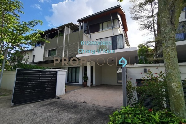 For Rent Semi-Detached at Idamansara, Damansara Heights Freehold Semi Furnished 5R/6B 10k