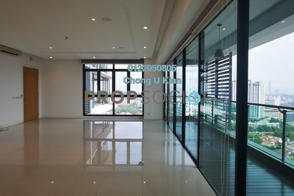 For Rent Condominium at Zehn Bukit Pantai, Bangsar Freehold Semi Furnished 4R/5B 11k