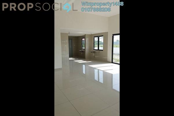 Semi-Detached For Rent in La Vista, Bandar Puchong Jaya Freehold Semi Furnished 6R/6B 3.5k