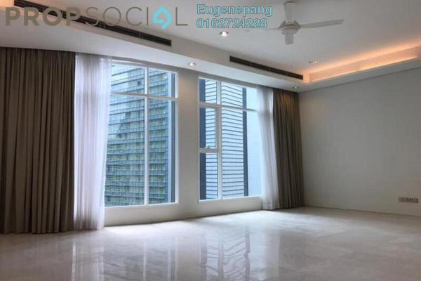 Condominium For Sale in Quadro Residences, KLCC Freehold Fully Furnished 5R/5B 2.7m