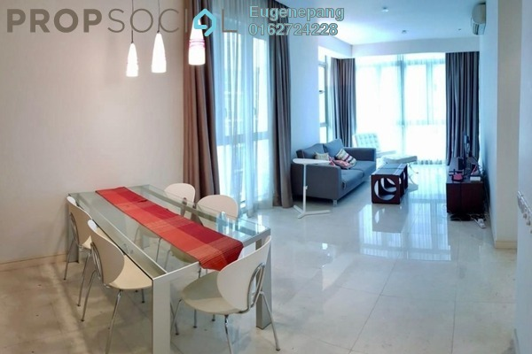 Condominium For Rent in Marc Service Residence, KLCC Freehold Fully Furnished 2R/2B 5k
