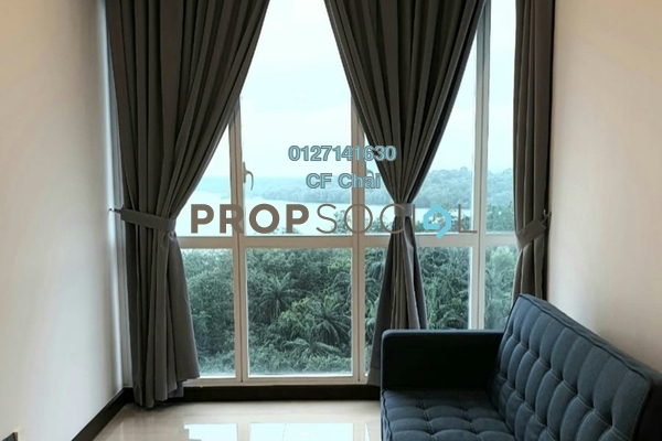 Serviced Residence For Sale in Puteri Cove Residences & Quayside, Iskandar Puteri (Nusajaya) Freehold Fully Furnished 1R/1B 860k