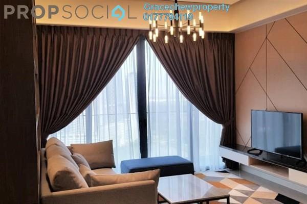 Condominium For Rent in Grand Medini, Medini Freehold Fully Furnished 3R/2B 3.58k