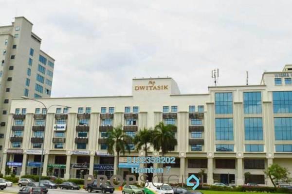 Office For Rent in Plaza Dwitasik, Bandar Sri Permaisuri Freehold Fully Furnished 0R/1B 2.3k