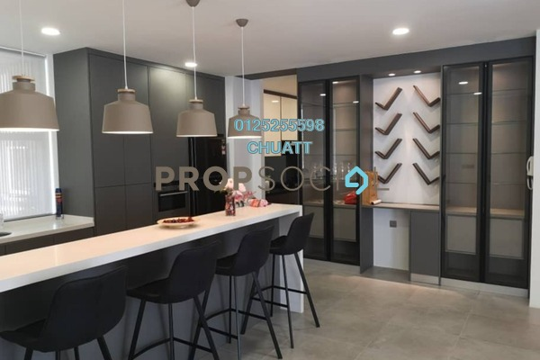 Condominium For Rent in Park Seven, KLCC Freehold Fully Furnished 2R/3B 10k