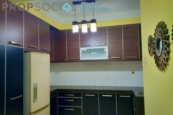 Condominium For Sale in Platinum Hill PV6, Setapak Freehold Semi Furnished 4R/2B 450k