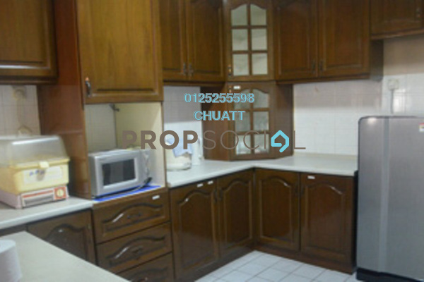 Terrace For Sale in BU4, Bandar Utama Freehold Semi Furnished 4R/3B 1.6m