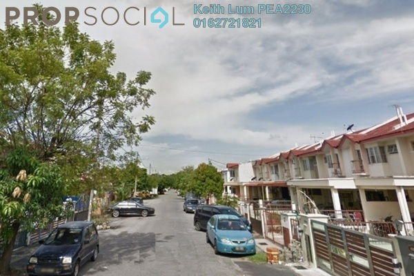 Terrace For Sale in BP10, Bandar Bukit Puchong Freehold Fully Furnished 4R/3B 520k
