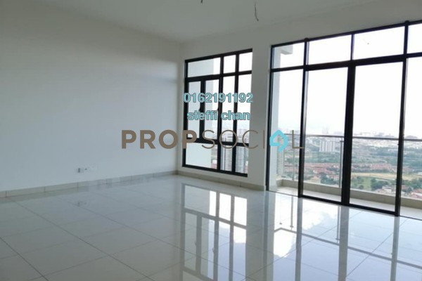 Serviced Residence For Sale in The Park Sky Residence @ Bukit Jalil City, Bukit Jalil Freehold Semi Furnished 3R/4B 1.38m