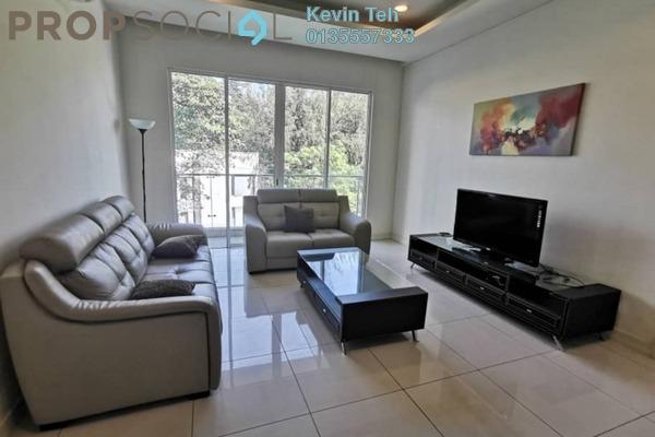 Condominium For Sale in Suasana Bangsar, Bangsar Freehold Fully Furnished 3R/3B 1.5m