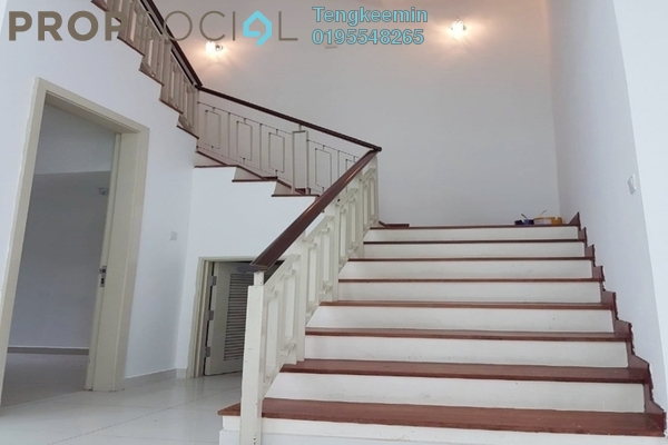 Semi-Detached For Rent in Areca Residence, Kepong Freehold Semi Furnished 6R/6B 3.6k