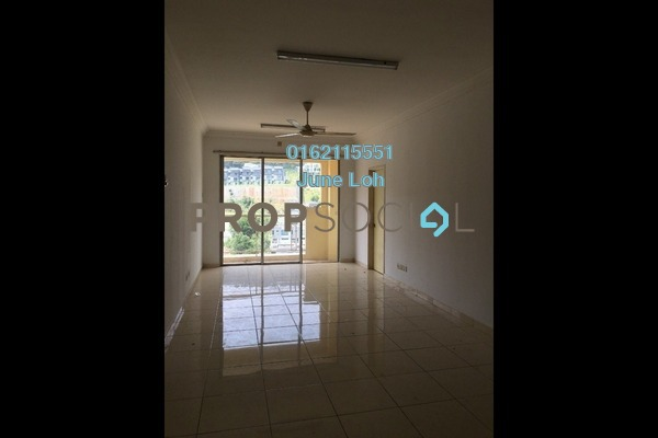 Condominium For Sale in Platinum Hill PV6, Setapak Freehold Unfurnished 4R/2B 450k