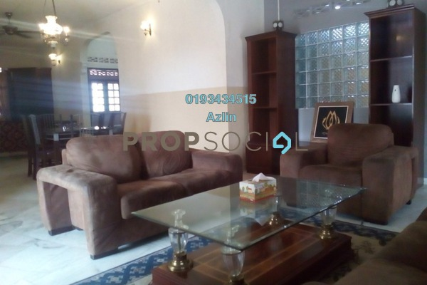 Semi-Detached For Rent in Section 3, Petaling Jaya Freehold Fully Furnished 4R/3B 3k