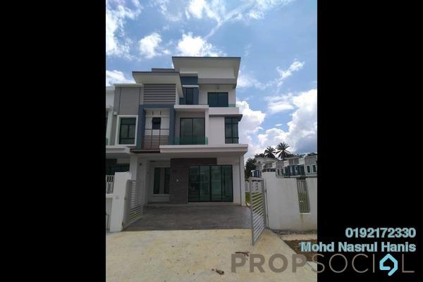 Terrace For Rent in Estera @ Bernam Jaya, Kerling Freehold Unfurnished 5R/4B 5k
