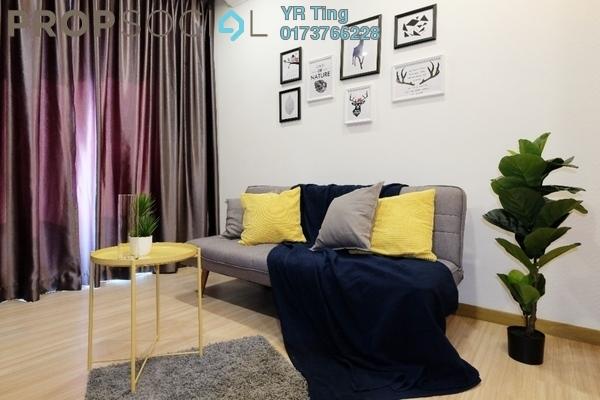 Condominium For Rent in Harbour City, Bandar Melaka Freehold fully_furnished 2R/1B 1.5k
