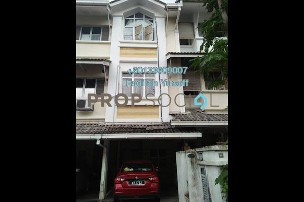 Townhouse jalan p16d5 presint 16 putrajaya front w65 oragsitcwxbj7fx8 small