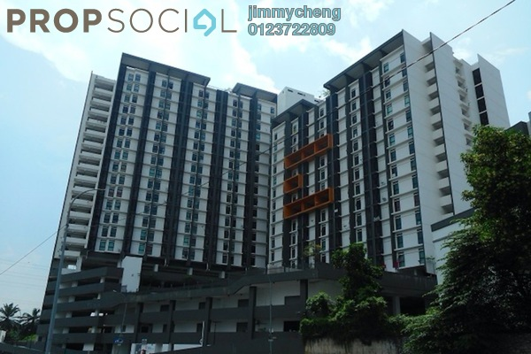 Condominium For Rent in V12 Sovo, Shah Alam Freehold Semi Furnished 1R/1B 1k