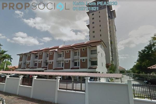 Condominium For Sale in Sri Bayu, UEP Subang Jaya Freehold Fully Furnished 4R/2B 750k