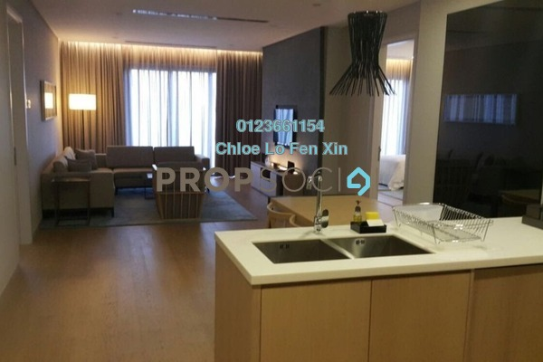Serviced Residence For Rent in 188 Suites, KLCC Freehold Fully Furnished 2R/2B 6.5k