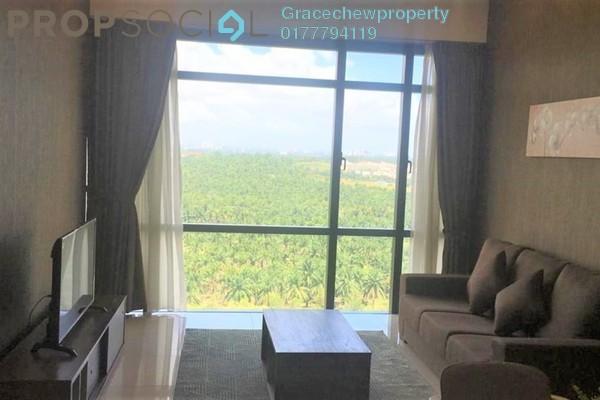 Condominium For Rent in Grand Medini, Medini Freehold Fully Furnished 1R/2B 2.18k