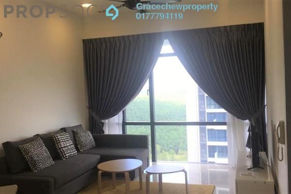 Condominium For Rent in Grand Medini, Medini Freehold Fully Furnished 2R/2B 2.18k