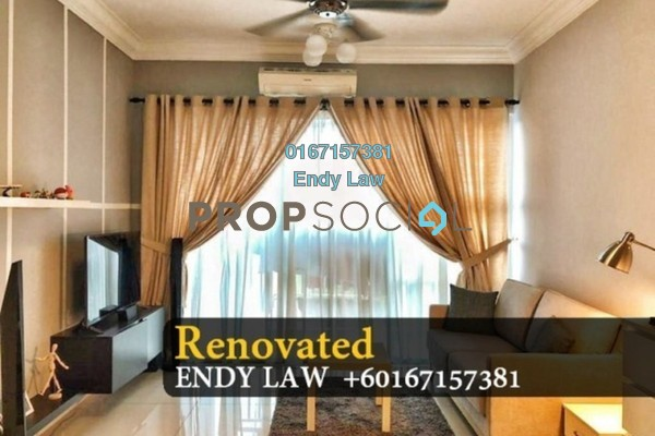 Serviced Residence For Sale in D'Rich Executive Suites, Iskandar Puteri (Nusajaya) Freehold Unfurnished 3R/2B 415k
