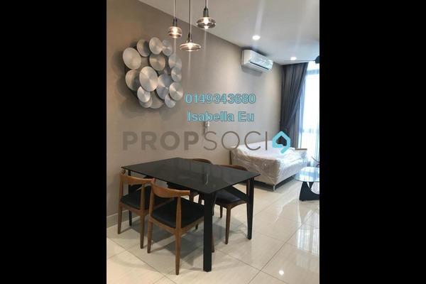 Serviced Residence For Rent in Shaftsbury Putrajaya, Putrajaya Freehold Fully Furnished 2R/1B 1.6k