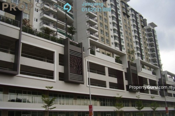 For Rent Condominium at First Residence, Kepong Freehold Fully Furnished 3R/2B 2k