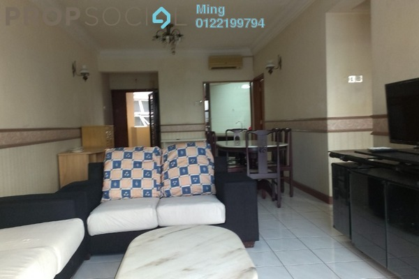 Condominium For Rent in Bistari, Putra Freehold Fully Furnished 3R/2B 1.8k
