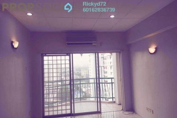 Condominium For Rent in Menara KLH, Sentul Freehold Semi Furnished 3R/2B 1.45k