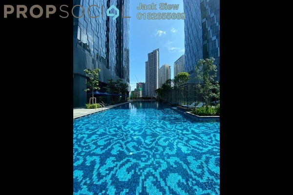 Serviced Residence For Rent in Star Residences, Kuala Lumpur Freehold Fully Furnished 1R/1B 3.8k