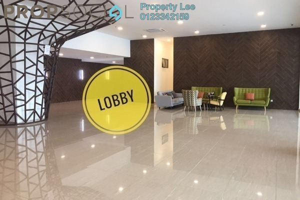 Condominium For Rent in The Nest, Setapak Freehold Unfurnished 2R/1B 1.4k