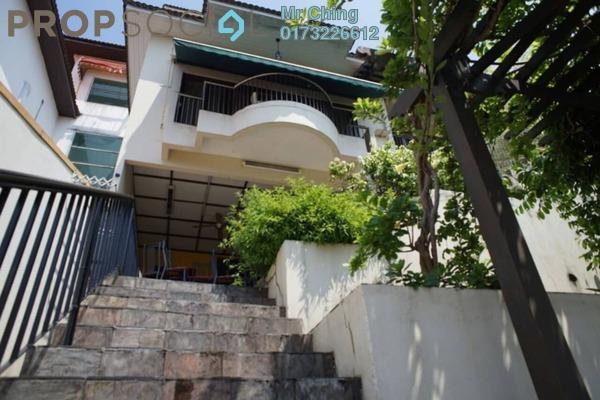 Semi-Detached For Sale in Tiara Faber, Taman Desa Freehold Semi Furnished 5R/3B 3.2m