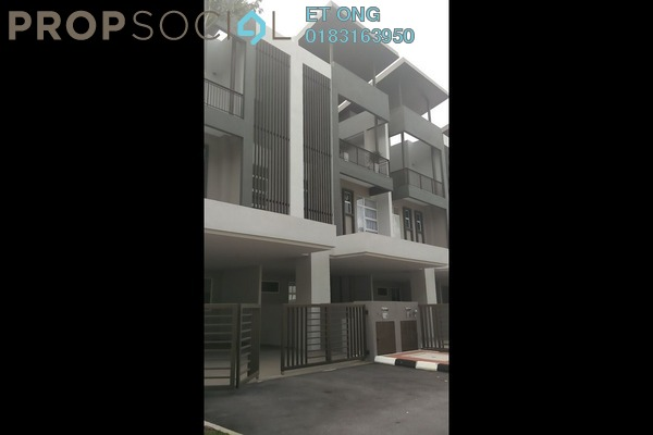For Sale Superlink at Taman Sentosa, Taiping Leasehold Semi Furnished 4R/5B 780k