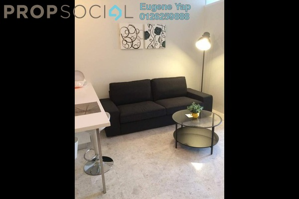 Condominium For Rent in The Signature, Sri Hartamas Freehold Fully Furnished 1R/1B 2.4k