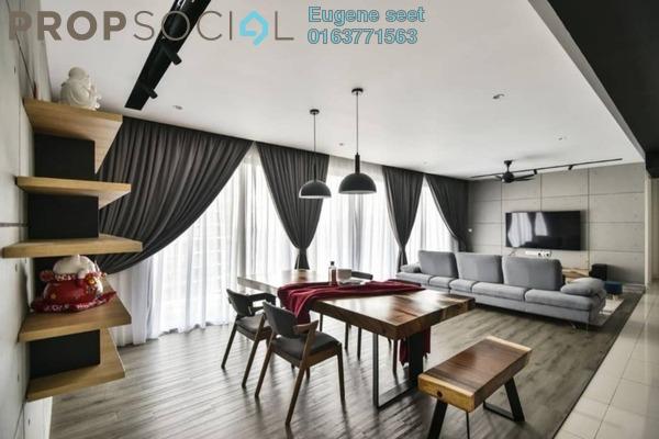 For Sale Condominium at Saville, Melawati Freehold Semi Furnished 3R/2B 516k