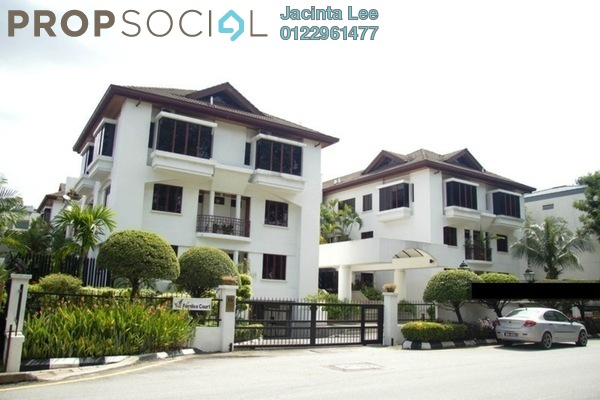 Condominium For Sale in Fernlea Court, Ampang Hilir Freehold Semi Furnished 4R/3B 1.18m