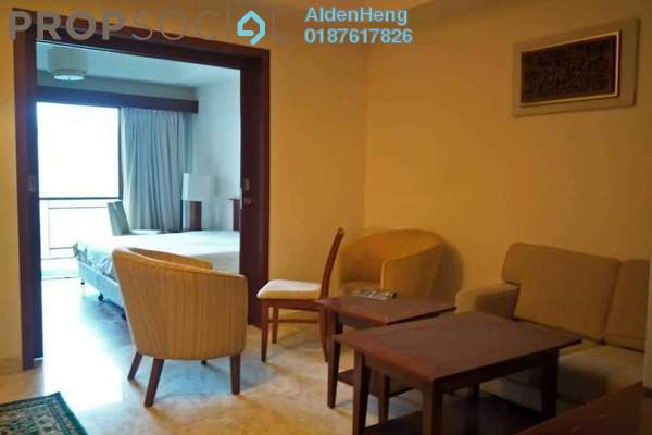 Condominium For Rent in The Enclave @ Pulai Springs Resort, Pulai Freehold Fully Furnished 1R/1B 1.2k