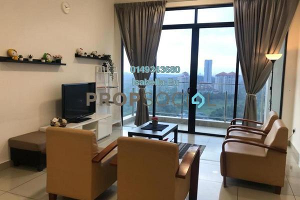 Serviced Residence For Rent in Conezión, IOI Resort City Freehold Fully Furnished 3R/3B 2.2k