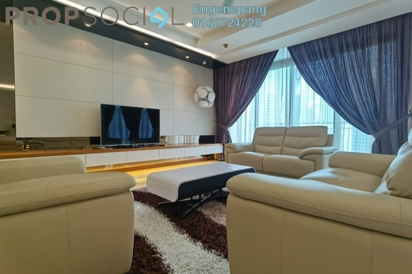 Condominium For Rent in Hampshire Residences, KLCC Freehold Fully Furnished 4R/6B 12k