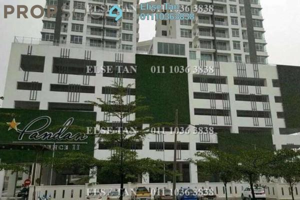 Condominium For Sale in Pandan Residence 1, Johor Bahru Freehold Semi Furnished 2R/2B 267k
