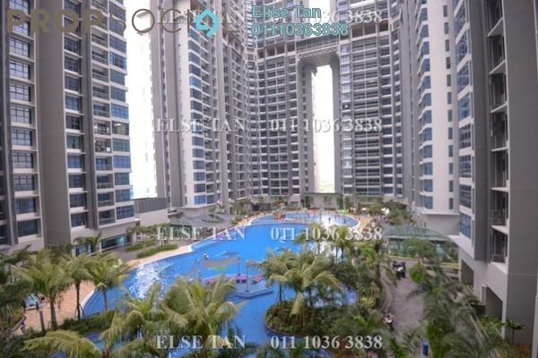 Condominium For Sale in The Atlantis Residences, Melaka Freehold Semi Furnished 3R/2B 393k